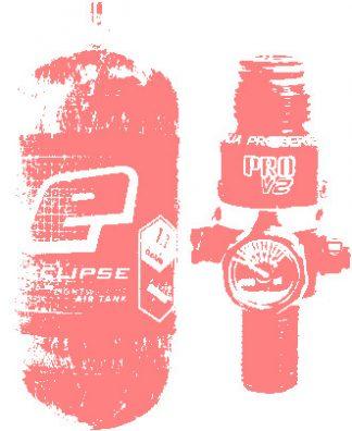 Flaschen und Regulatoren